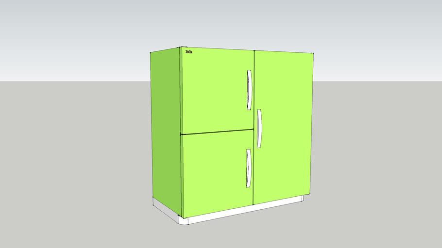 Refrigerador/freezer