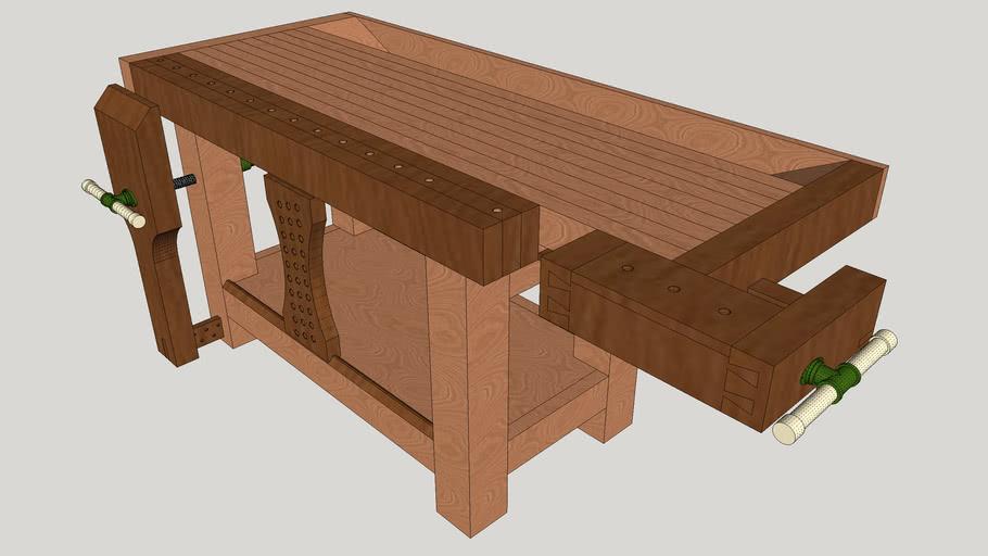 Hybrid workbench