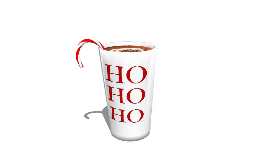 Christmas Mug / Tasse de Noël