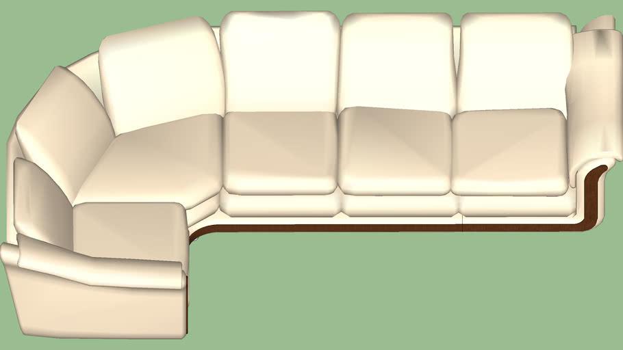 Sofa d'angle