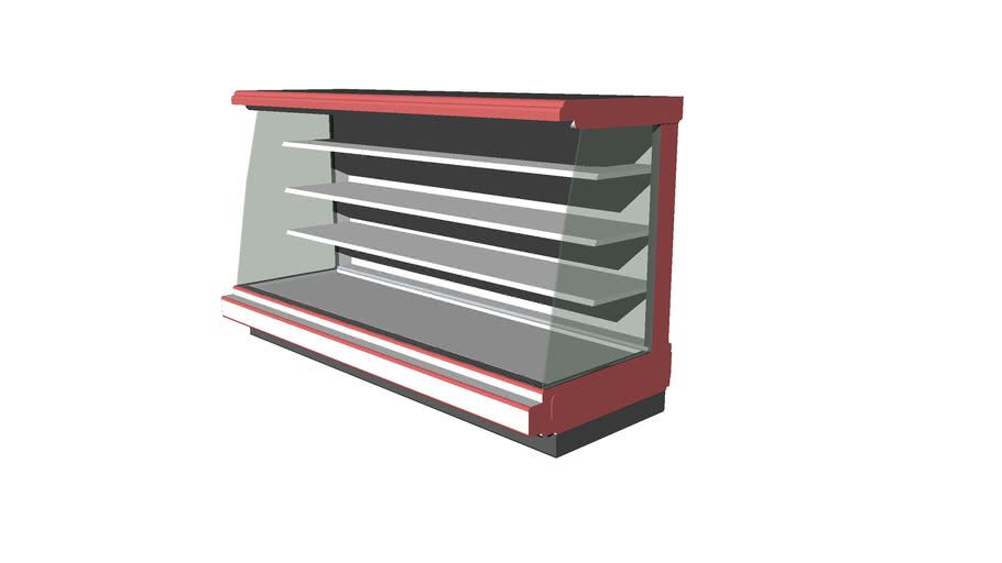 multideck refrigeration cabinet2
