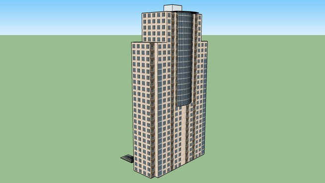 high-rise building in Houston