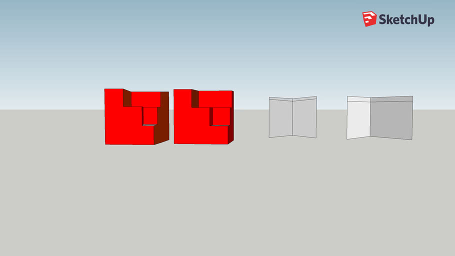 3D images and 2D images