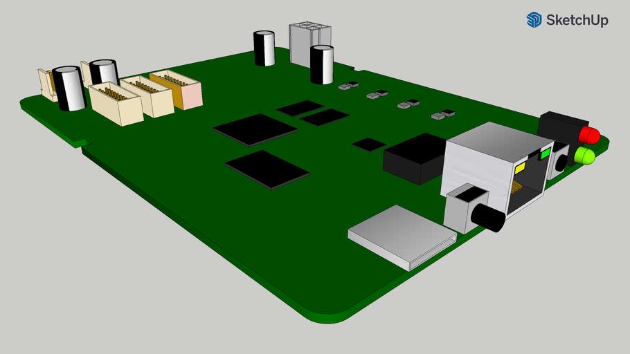Antminer S9 Control Board