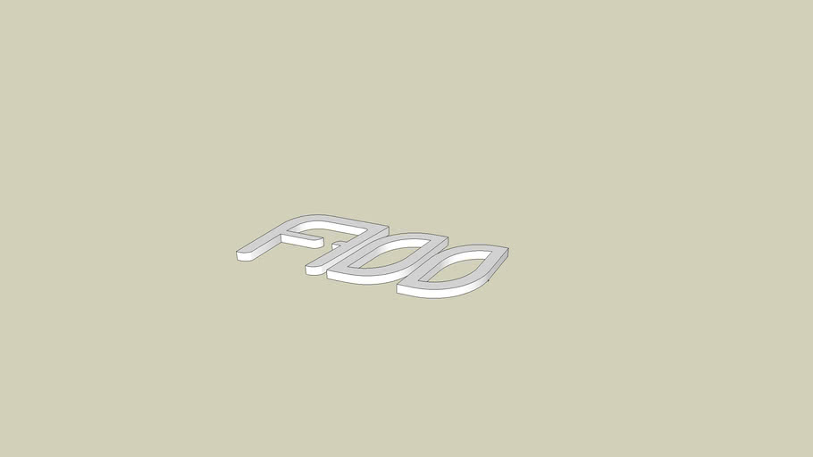 mercedes f700 logo