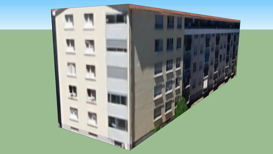 Construção em Lyon, França