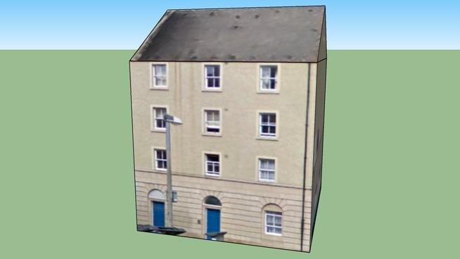 Edificio en Edimburgo EH8 9LS, Reino Unido