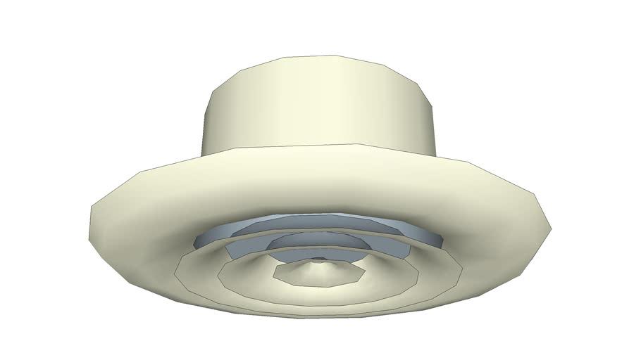 Round diffuser 48 inch