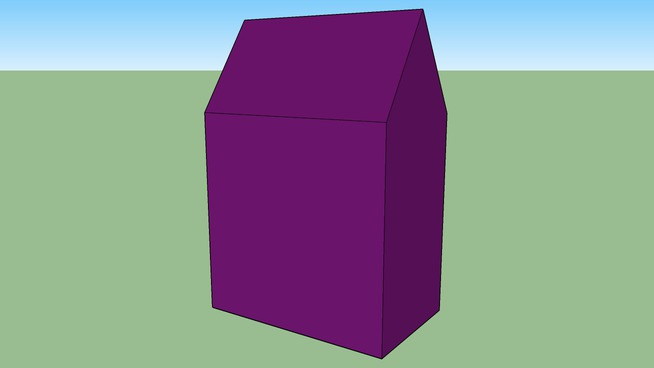 Purple Outhouse