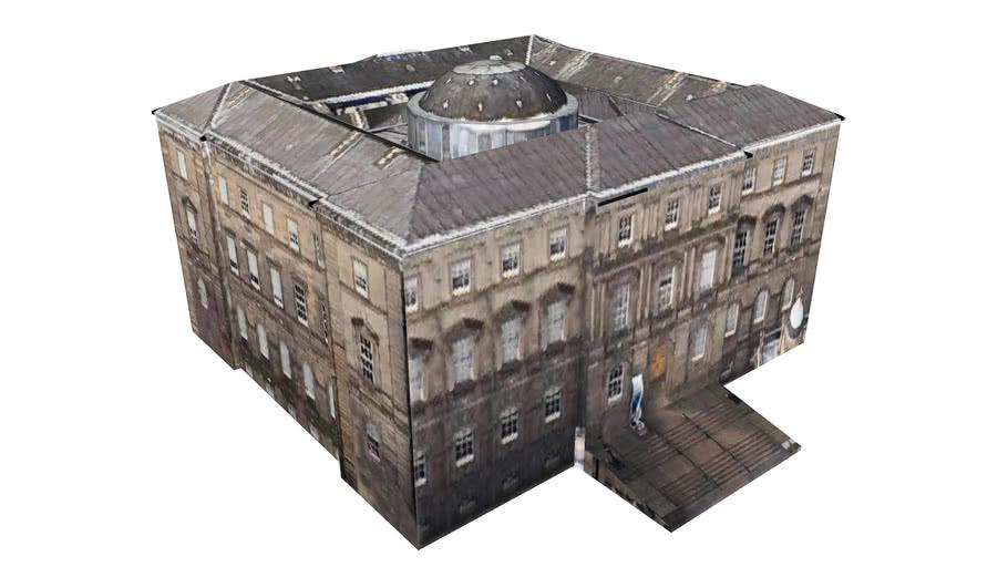 Building in Edinburgh EH1 3AT, UK