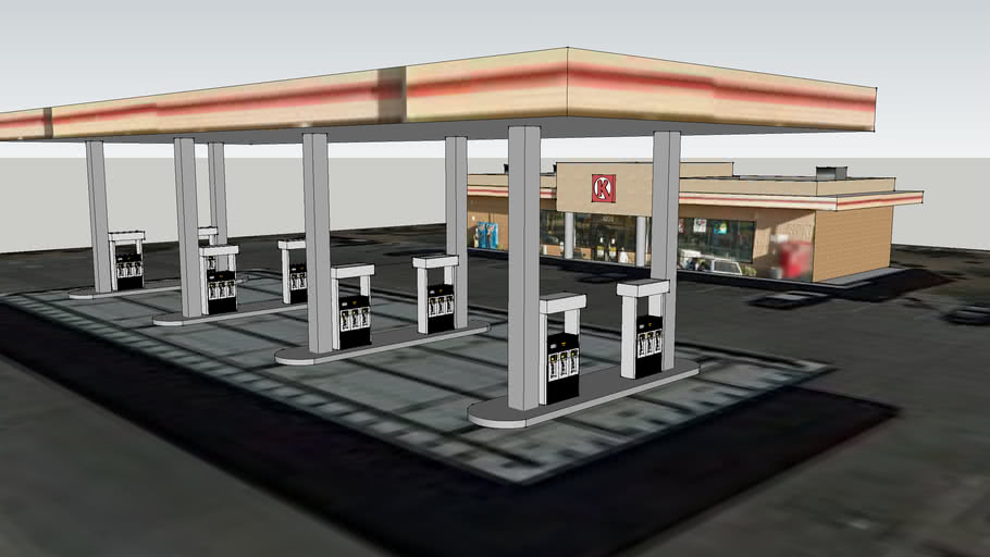 Circle K Convenience Store and Gas Station