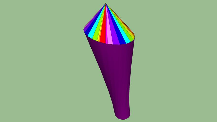 Random Rainbow Stick