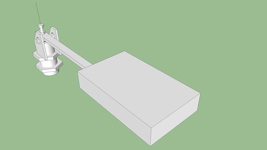 Automatic toilet inlet valve