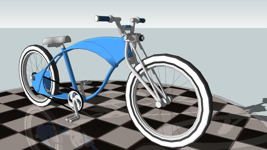 Custom lowCruiser Bicycle
