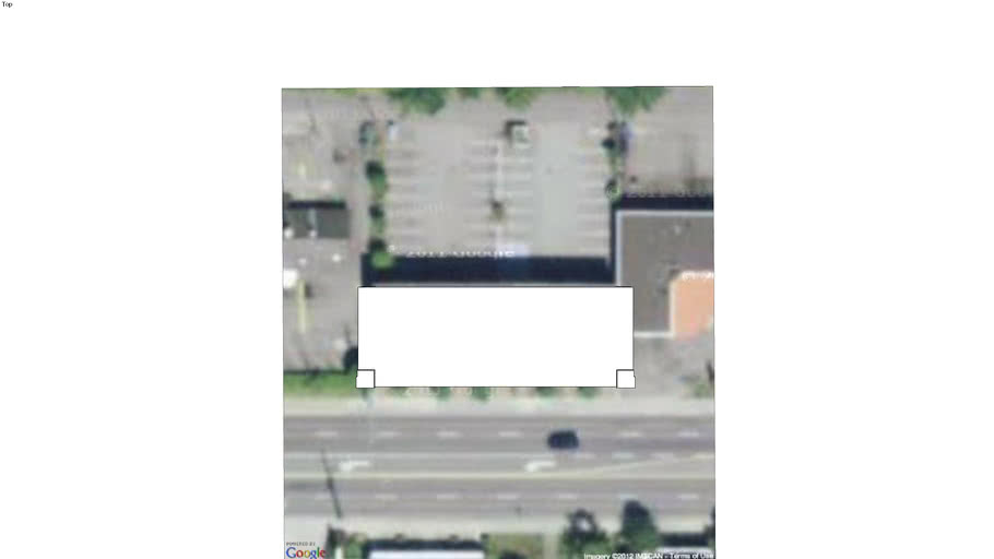 Existing Building @ 22561 Dewdney Trunk Road