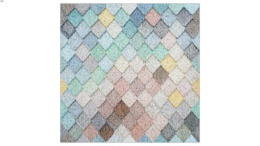 La Démesure de Louise coloris 8 50x50cm