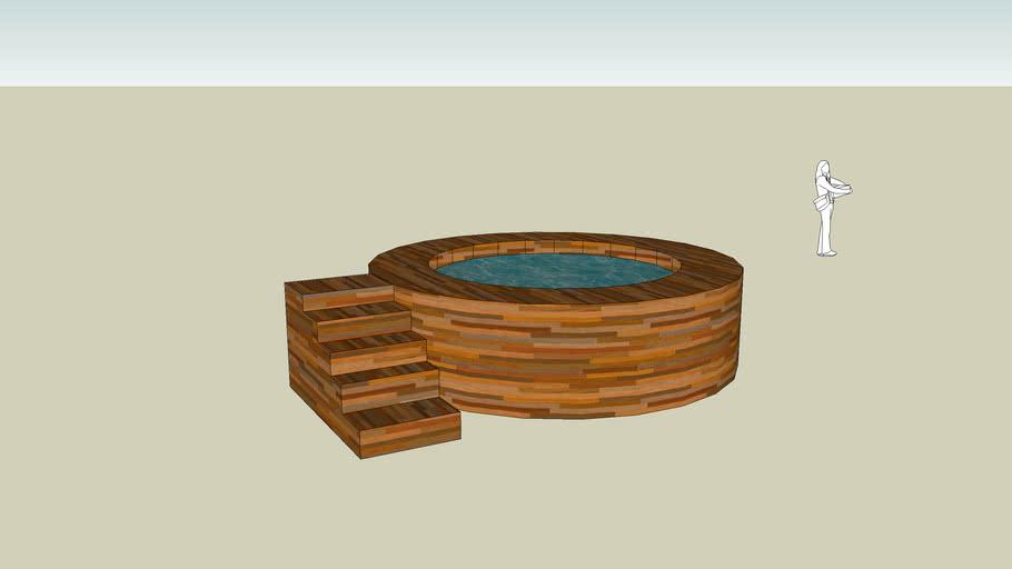 The Groovy Hot tub