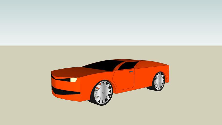 Concept Car Cartoon