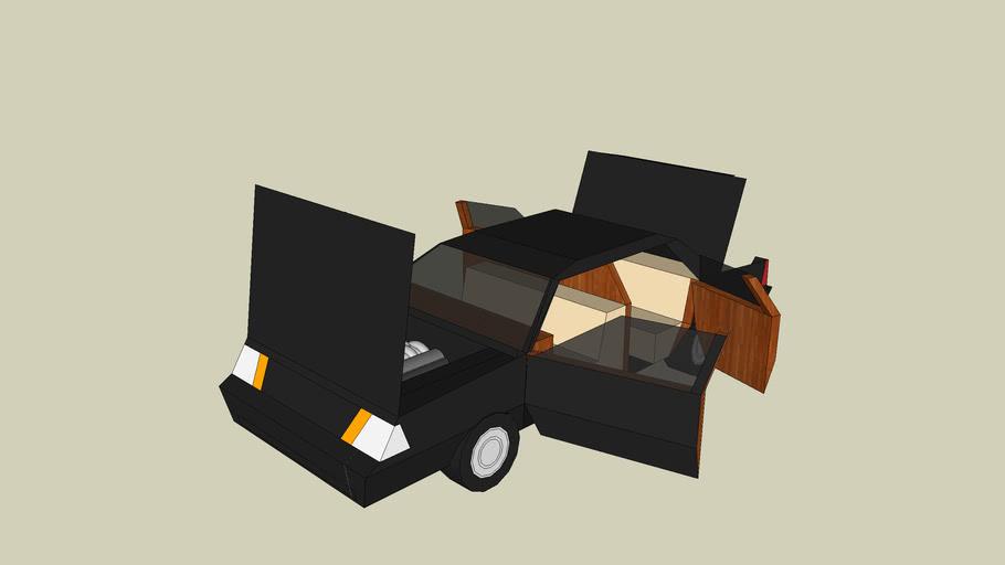 Sedan Boxy Luxe