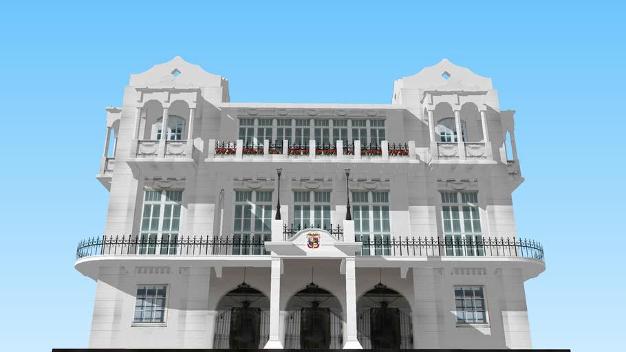 Palacio de las Garzas, Casco Antiguo, Panama
