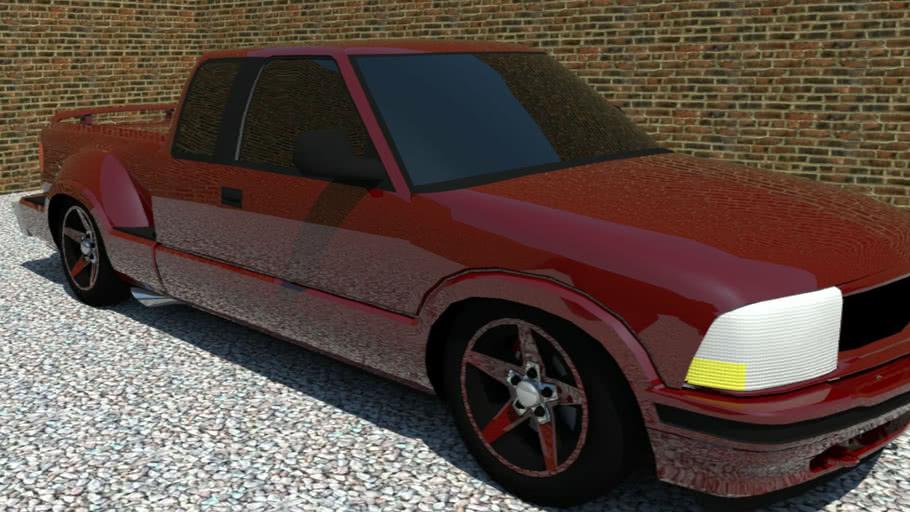 custom 1998 gmc sonoma ext cab stepside bed 3d warehouse custom 1998 gmc sonoma ext cab stepside