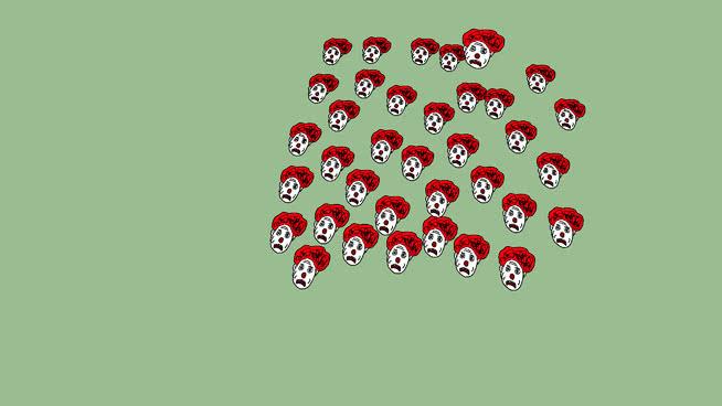 Lotsa Crepppy Clown