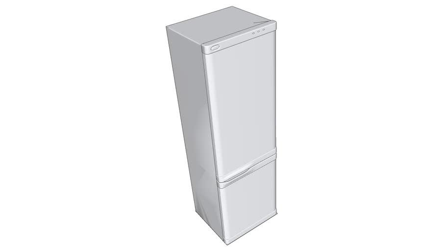 High-Poly Refridgerator
