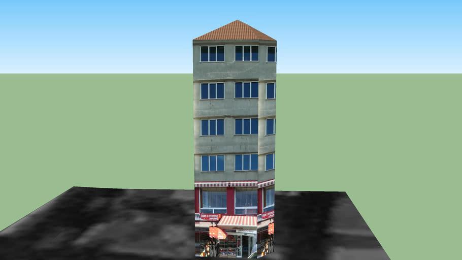 Rıhtım Caddesi 188. ada bina 01