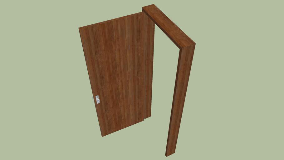 Porta de 75x210cm
