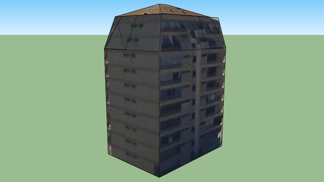 Building in Viña del Mar / Valparaiso, Chile