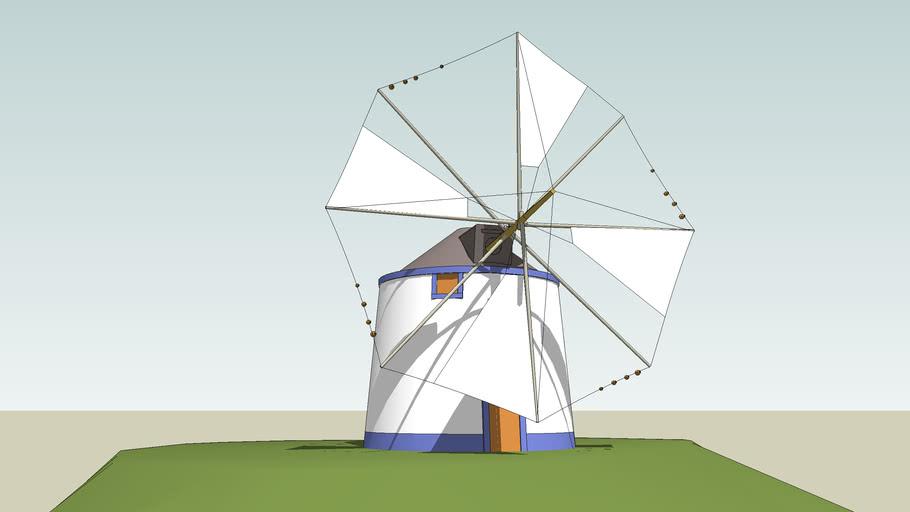 Moinho / Windmill