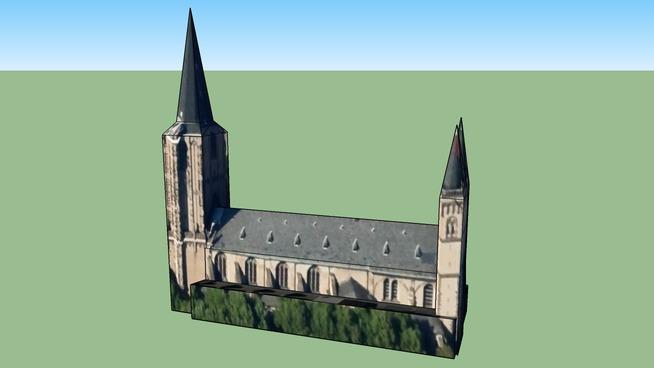 St Severin, Köln, Deutschland