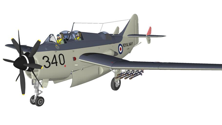 Fairey Gannet AS.1
