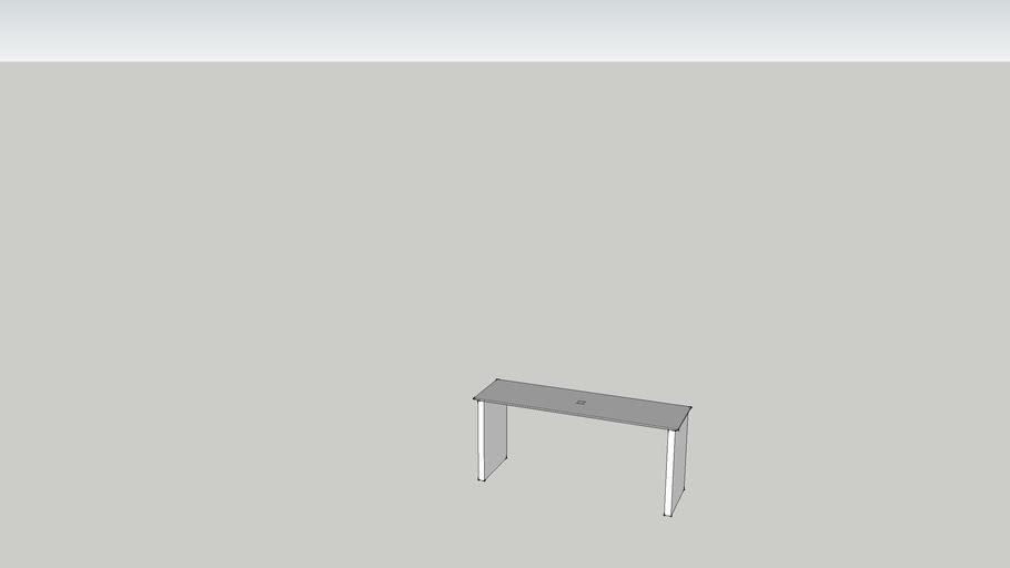 "Ekitta Converge 42"" standing height table"