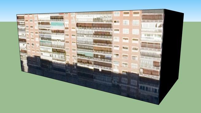 Edificio en Madrid56, España