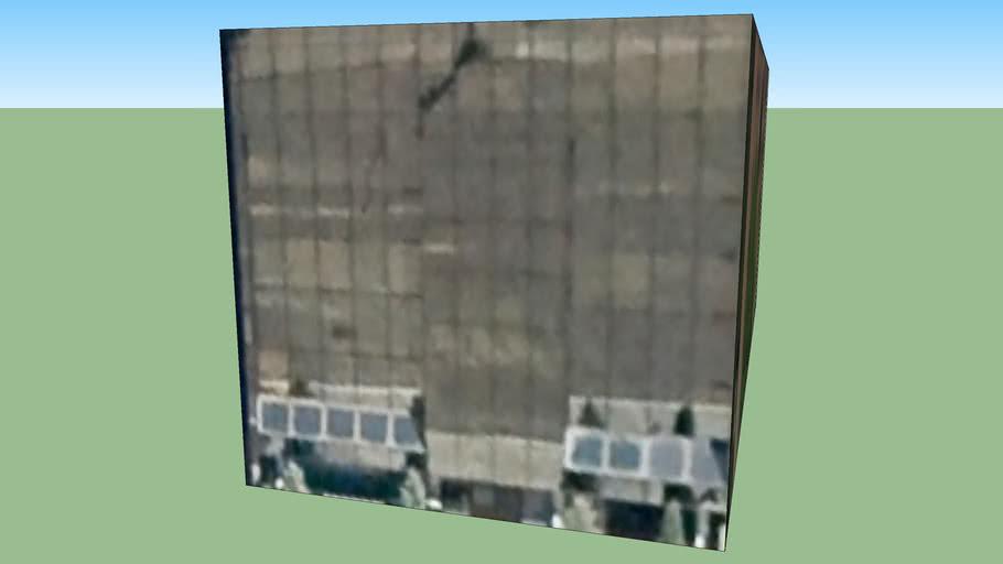 Adresa budovy: Toronto, Ontário, Kanada
