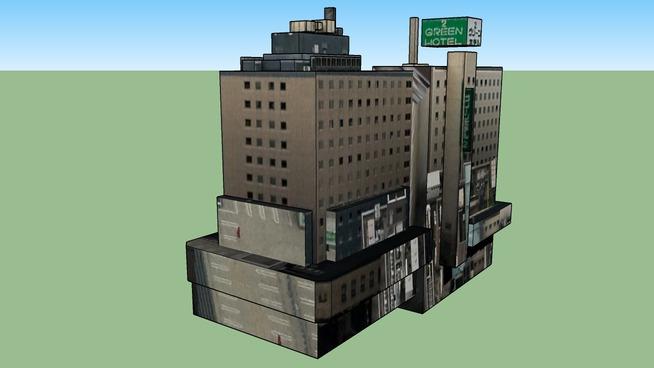 グリーンホテル博多2号館