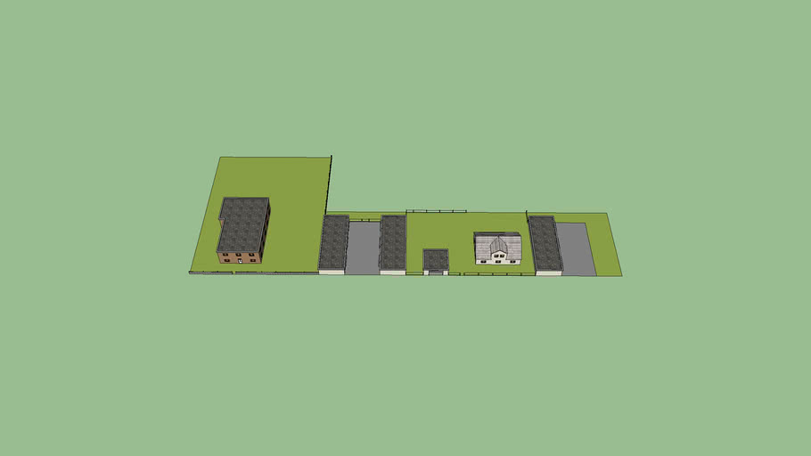 Lehe 1&3 Residential Buildings and Lehe street garages