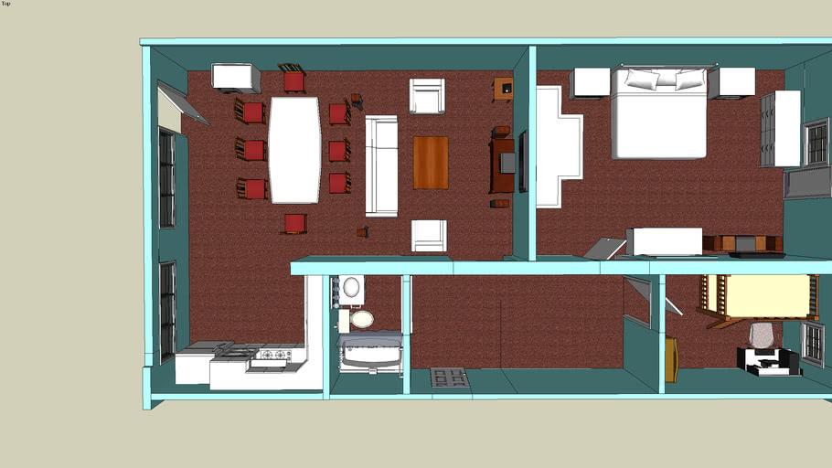 3D Home 2+1