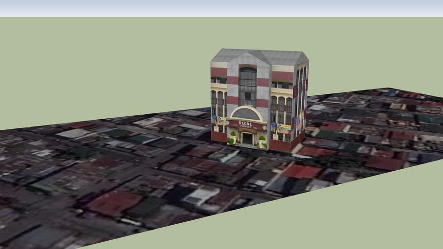 Rizal Multi-purpose Hall