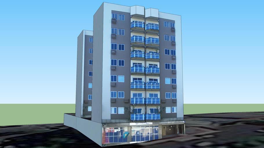 Edifício da Sanepar
