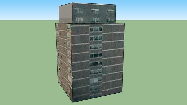Budova na adrese 〒231-0014