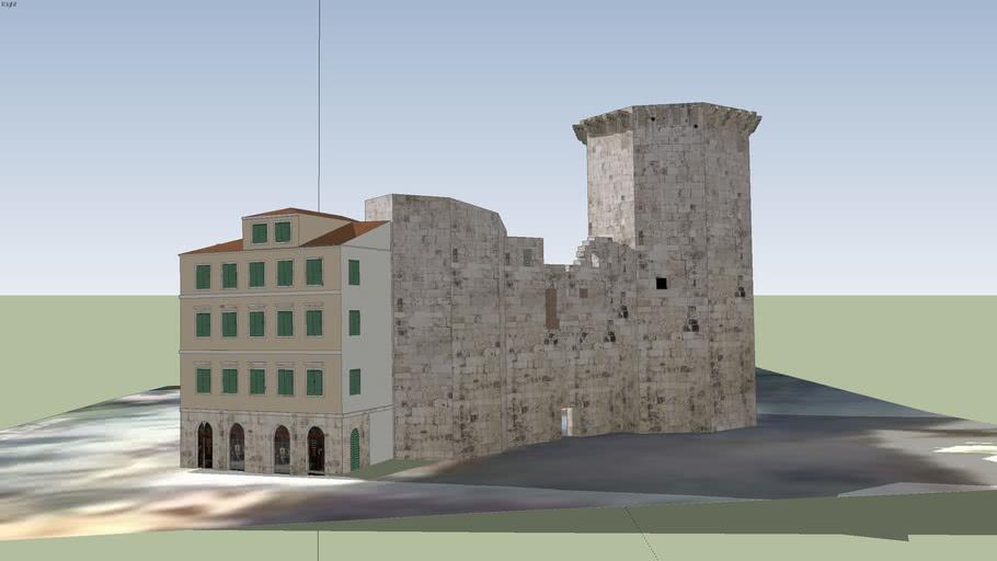 Mletačka Kula // Venetian Tower