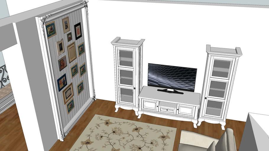 Girl's room furniture