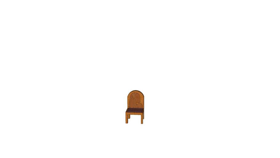 "Cadeira ""LOVE"""