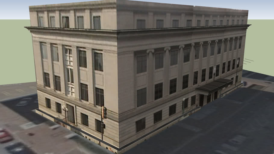 4th Street and Cincinnati building