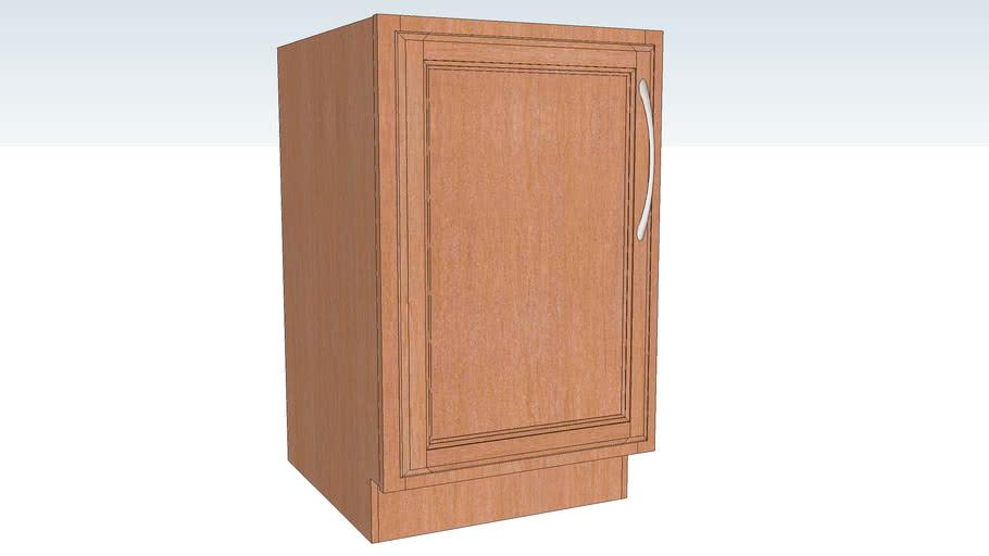 Base Full-Height Single Door