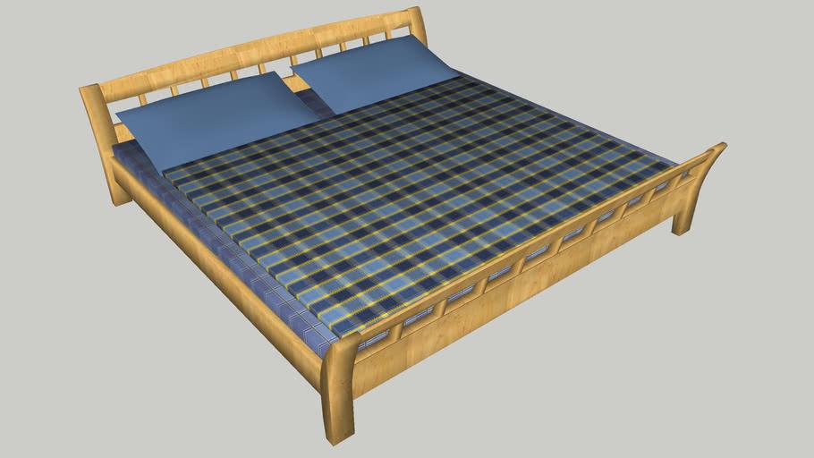 Double Bed, Doppelbett