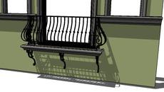 楼梯&栏杆