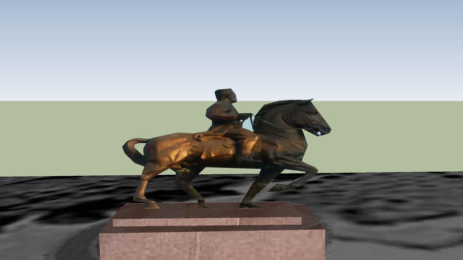 Spomenik kralju Nikoli I